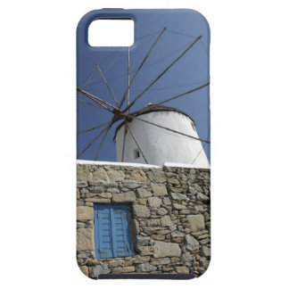 Europe, Greece, Mykonos. 2 Tough iPhone 5 Case