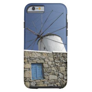 Europe, Greece, Mykonos. 2 Tough iPhone 6 Case