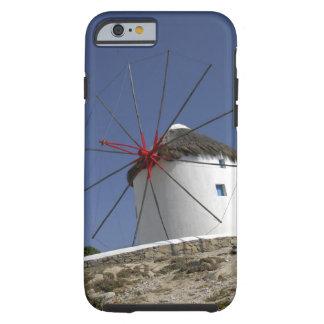 Europe, Greece, Mykonos. 3 Tough iPhone 6 Case