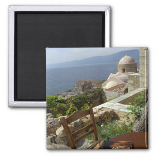Europe, Greece, Peloponnese, Monemvasia (single Magnet
