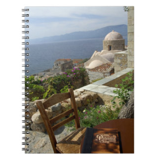 Europe, Greece, Peloponnese, Monemvasia (single Notebook
