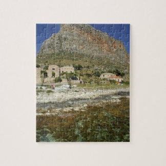 Europe, Greece, Peloponnese, Monemvasia. The 2 Jigsaw Puzzle