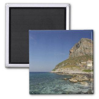 Europe, Greece, Peloponnese, Monemvasia. The Square Magnet