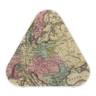 Europe Hand Colored Atlas Map 2