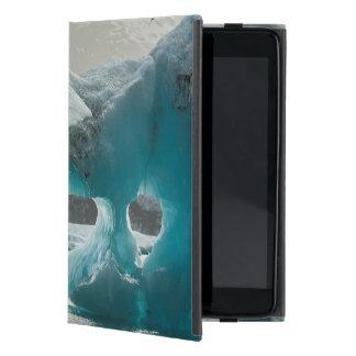 Europe, Iceland, JokUSArlon. Iceberg Formations Covers For iPad Mini