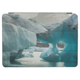 Europe, Iceland, JokUSArlon. Iceberg Formations iPad Air Cover