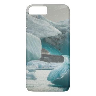 Europe, Iceland, JokUSArlon. Iceberg Formations iPhone 8 Plus/7 Plus Case
