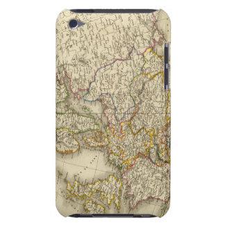 Europe in 1789 Case-Mate iPod touch case