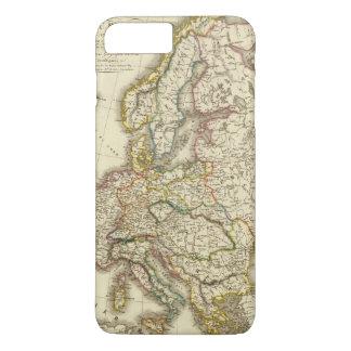 Europe in 1813 2 iPhone 8 plus/7 plus case