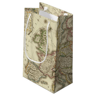 Europe in 1813 2 small gift bag