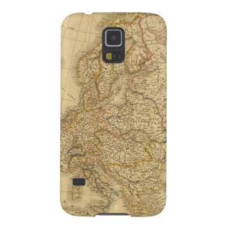Europe in 1813 galaxy s5 case
