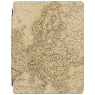 Europe in 1813 iPad cover