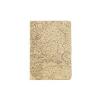 Europe in 1813 passport holder