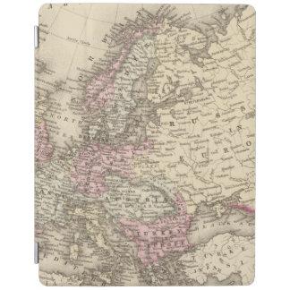 Europe iPad Cover