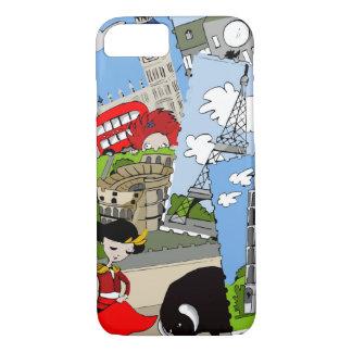 Europe iPhone 7 Case