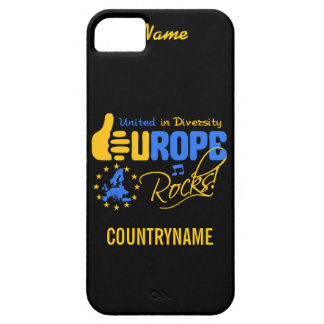 Europe iPhone Case-Mate iPhone 5 Cases