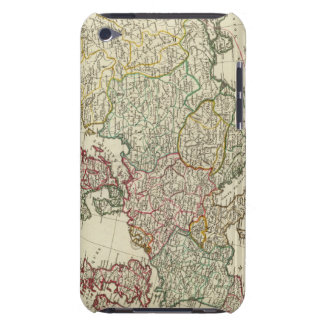 Europe iPod Case-Mate Case