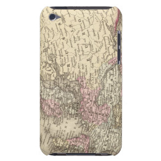 Europe iPod Touch Case