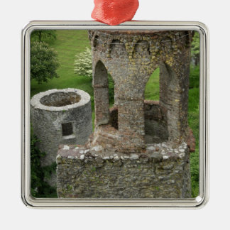 Europe, Ireland, Blarney Castle. THIS IMAGE Christmas Ornament