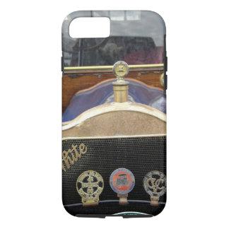 Europe, Ireland, Dublin. Vintage auto, White 2 iPhone 8/7 Case