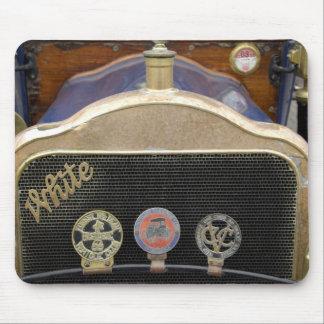 Europe, Ireland, Dublin. Vintage auto, White Mouse Mat