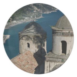 Europe, Italy, Campania, (Amalfi Coast), 3 Plate