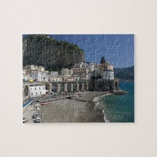 Europe, Italy, Campania, (Amalfi Coast), Amalfi: Jigsaw Puzzle