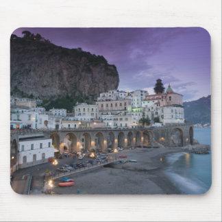 Europe, Italy, Campania (Amalfi Coast) Atrani: Mouse Mat