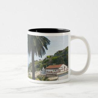 Europe, Italy, Campania, (Amalfi Coast), Two-Tone Coffee Mug