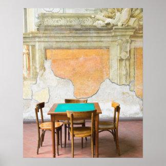 Europe, Italy, Campania (Sorrento Peninsula) Poster