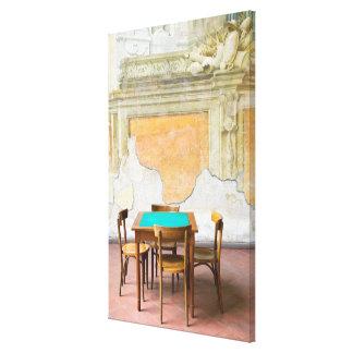 Europe, Italy, Campania (Sorrento Peninsula) Stretched Canvas Print
