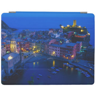 Europe, Italy, Cinque Terre, Vernazza. Hillside iPad Cover