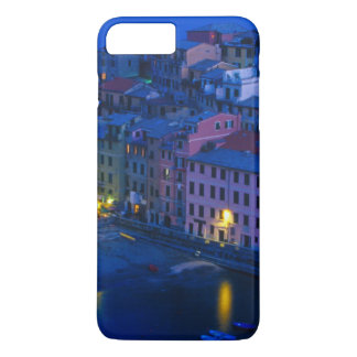 Europe, Italy, Cinque Terre, Vernazza. Hillside iPhone 8 Plus/7 Plus Case