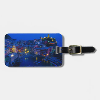Europe, Italy, Cinque Terre, Vernazza. Hillside Luggage Tag