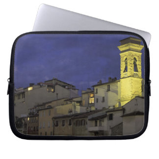 Europe, Italy, Florence, Architectural detail; Laptop Sleeve