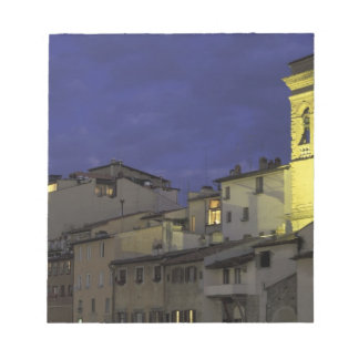 Europe, Italy, Florence, Architectural detail; Notepad