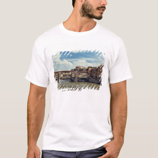 Europe, Italy, Florence. The Ponte Vecchio T-Shirt