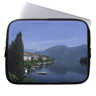 Europe, Italy, Lake Como, Tremezzo. Northern Laptop Computer Sleeves