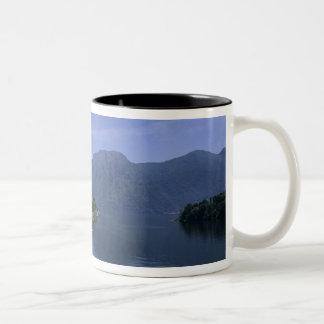 Europe, Italy, Lake Como, Tremezzo. Northern Two-Tone Coffee Mug