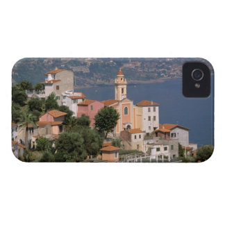Europe, Italy, Liguria, La Mortola, Riviera di iPhone 4 Case