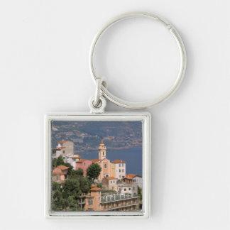 Europe Italy Liguria La Mortola Riviera di Keychains