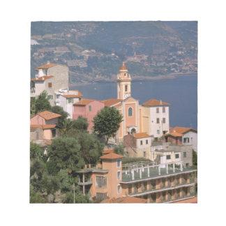 Europe, Italy, Liguria, La Mortola, Riviera di Notepad