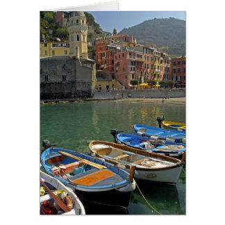 Europe, Italy, Liguria region, Cinque Terre, 2 Card