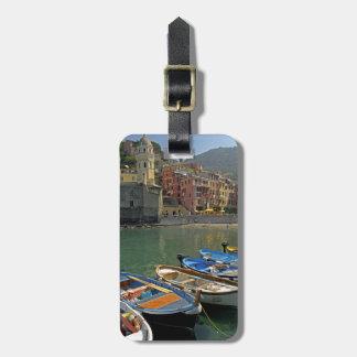 Europe, Italy, Liguria region, Cinque Terre, 2 Luggage Tag