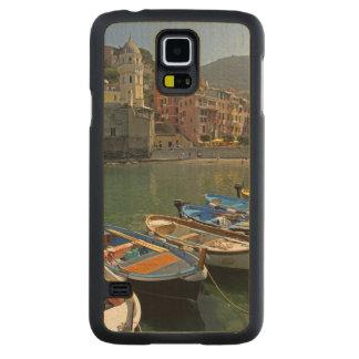 Europe, Italy, Liguria region, Cinque Terre, 2 Maple Galaxy S5 Slim Case