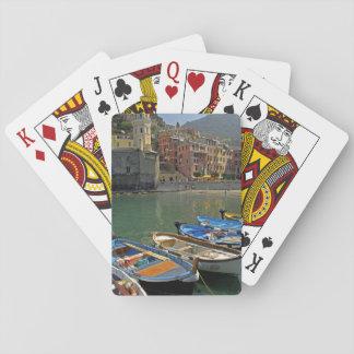 Europe, Italy, Liguria region, Cinque Terre, 2 Poker Deck