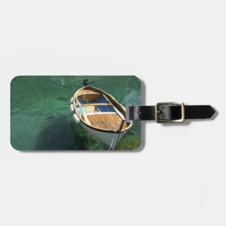 Europe, Italy, Liguria region, Cinque Terre, 3 Luggage Tag