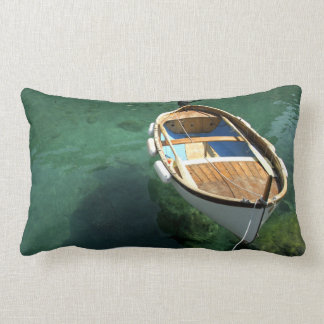 Europe, Italy, Liguria region, Cinque Terre, 3 Lumbar Pillow