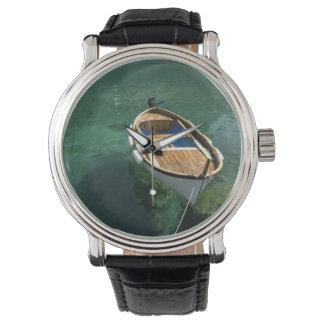 Europe, Italy, Liguria region, Cinque Terre, 3 Wrist Watches