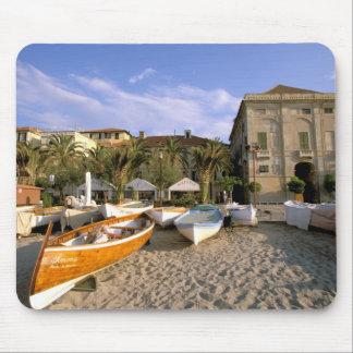Europe, Italy, Liguria, Riviera di Ponente, 4 Mouse Pad